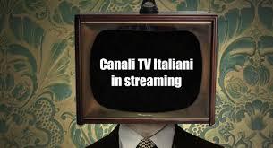 Italia 1 Canale 5 Rete 4 RAI Mediaset streaming smartphone ...