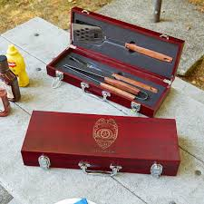 6529 personalized grilling tools 2 police jpg