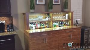 hidden bar furniture. Hidden Bar Cabinet Using Table Lift Furniture F