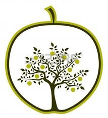 apple tree clipart black and white. bare apple tree clipart 11 black and white w