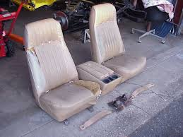 73-87 GM pickup truck factory bucket seat information