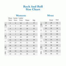34 Reasonable Rerock Jeans Size Chart
