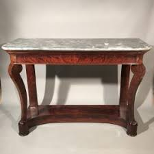 antique console table. Good Size French Console Table With Marble Top C.1840 From Tom Scott Antiques Antique