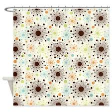 retro shower curtain. Marvelous Vintage Shower Curtains And Retro Curtain