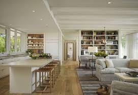 kitchen minimalist open plan kitchen living room flooring in wooden floor google search from open