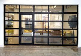 garage door with entry door built in garage doors openers