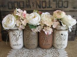 Wedding Decor With Mason Jars mason jar wedding decorations The Utility of Decorative Mason 60
