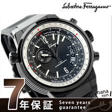 nanaple rakuten global market ferragamo evat pilot chronograph ferragamo evat pilot chronograph mens switzerland fq2020013 salvatore ferragamo watch quartz black rubber belt