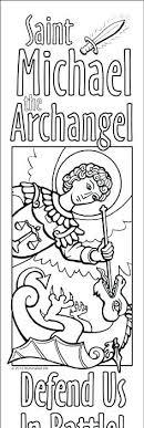 Saints Coloring Pages Turned Easy Catholic Craft Catholic Saints