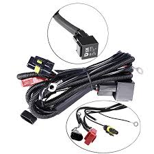 hid relay wiring harness xenon hid conversion kit universal single hid relay wiring harness xenon hid conversion kit universal single beam wire harness for h1 h3 h4 h7 h8 h9 h10 h11 h13 9004 9005 9006 9007 9140 9145 5202