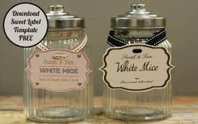 Wedding Jar Labels Rome Fontanacountryinn Com