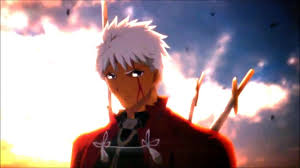 fate stay night unlimited blade works ending song archer fate stay night unlimited blade works fate archer