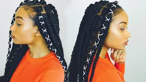 Braid Length Chart Box Braids The Complete Styling Guide For Beginners Updated