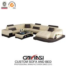 china italian leather furniture 7 seater sofa set for villa china sofa set 7 seater living room furniture set