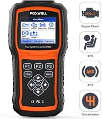 FOXWELL NT604 OBD2 Scanner 4 System Code ... - Amazon.com