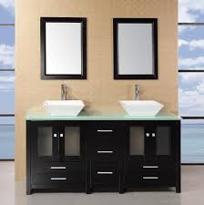 bathroom vanity cabinets with sinks. Adorna 61 Double Sink Bathroom Vanity Set Solid Wood Cabine Lofty Design Ideas Cabinets With Sinks