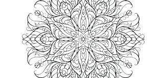 Flower Coloring Pages Printable Free For Adults Small Rose Acnee