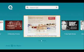 tv qvc. qvc for googletv (us)- screenshot tv qvc s