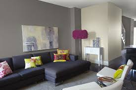 Image Of: Living Room Color Ideas Gray