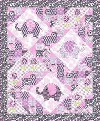 Elephant pop Quilt - FREE QUILT PATTERNS - GET INSPIRED:   BABY ... & Elephant pop Quilt - FREE QUILT PATTERNS - GET INSPIRED: Children's QuiltsBaby  QuiltsCot ... Adamdwight.com