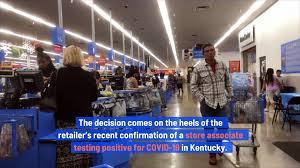 Walmart Enacts Emergency Leave Policy in Response to Coronavirus Outbreak -  video dailymotion