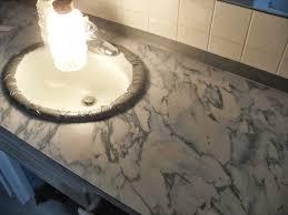 Imitation Granite Countertops Kitchen Diy Why Spend More Faux Granite Countertops
