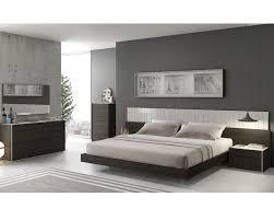 Modern Bedrooms Sets Jm Premium Bedroom Set Porto Jm Sku17867set