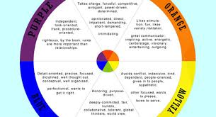 What is the True Colors Personality Test .