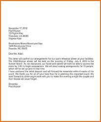 Formal Business Letter Format Spacing Junio Relitetri