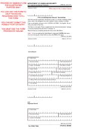 i 94 form to print fillable online blank form i 94 immihelp fax email print pdffiller