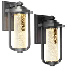 led light fixtures outdoor with artcraft ac9012 north star traditional 8 wide led exterior wall and 1 ac9012 fixture 4 on 1000x1000 1000x1000px