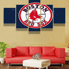 online get cheap red sox canvas aliexpress alibaba group inside boston red sox wall art on boston red sox canvas wall art with 20 best collection of boston red sox wall art wall art ideas