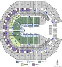 Spectrum Center Charlotte Seating Chart With Rows Www