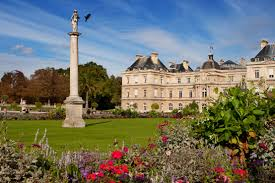 jardin du luxembourg luxembourg garden in paris france