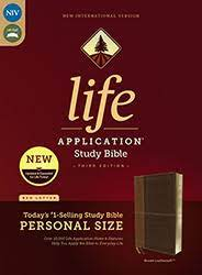 A case study is a written account of a real customer's experience with your business. Niv Life Application Study Bible Third Edition Personal Size Brown Leathersoft Red Letter Edition 9780310453024