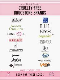 a new quick guide i created to make it easier for all of us to find ethical brands that don t test on s