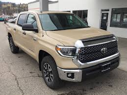 New 2018 Toyota Tundra TRD offroad | Nav | tow package 4 Door ...