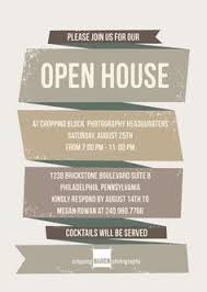 business open house flyer template open house invitation google search open house