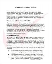 sample network proposal 34 sample proposal templates free premium templates