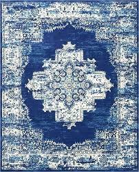 blue area rugs navy rug 8x10