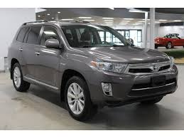 2013 Toyota Highlander for sale in Edmonton, AB | Used Toyota Sales