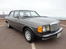 1983 Mercedes-Benz 240D   German Cars For Sale Blog