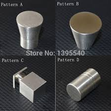 modern cabinet knobs. New Square Cabinet Hanle Modern Furniture Knobs Solid Stainless Steel Cupboard Closet Drawer Handle U