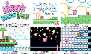 kirby s dream land dx game boy color