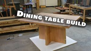 making dining room table. Making A Square Dining Room Table (Live Edge, Blackbutt, Rustic Table) - YouTube
