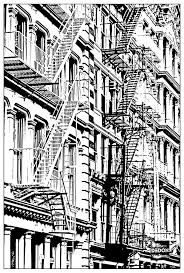 Pour Adulte Difficile Architecture Soho New York Gratuit A