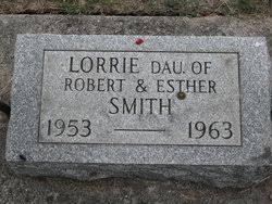 """Lorraine Diane """"Lorrie"""" Smith (1953-1963) - Find A Grave Memorial"""