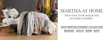 MARTHA STEWART | Blankets, Throws & Quilts | Sheets & Bedding Sets ... & MARTHA STEWART Adamdwight.com