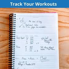 Work Out Journal Wholesale Workout Journal