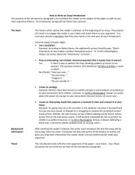to kill a mockingbird essay topics intro and conclusion handout